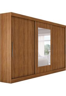 Guarda-Roupa Casal Com Espelho Montebello 3 Pt 4 Gv Rovere