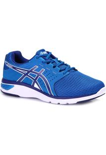 47e91fc484 Passarela. Calçado Tênis Running Masculino Azul Asics ...