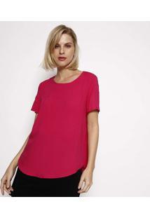 Blusa Texturizada Com Vazado- Pinkhering