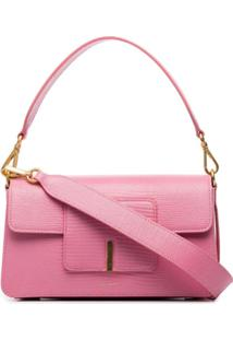 Wandler Georgia Leather Shoulder Bag - Rosa
