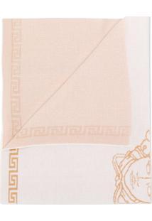 Young Versace Cobertor Dupla Face - Neutro