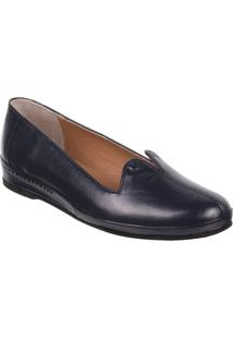 Sapato Feminino Marinucci G062 Azul