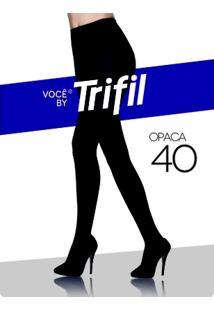 4b34ab9d31 ... Meia-Calça Feminina Trifil Fio 40 - Feminino