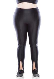 Legging Fitness Plus Size Concept - Feminino