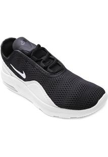 Tênis Nike Wmns Air Max Motion Feminino - Feminino-Preto+Branco