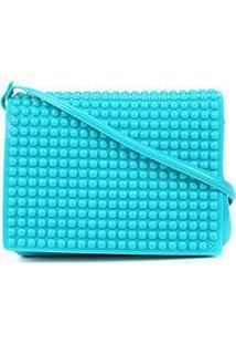 Bolsa Petite Jolie One J-Lastic Feminina - Feminino-Azul Claro