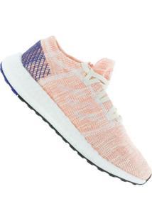 2233ad550aa ... Tênis Adidas Pureboost Go - Feminino - Laranja Branco