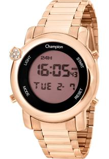 Relógio Champion Digital Feminino Ch48126X