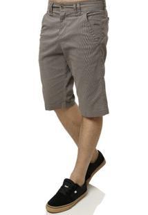 Bermuda Jeans Masculina Caqui