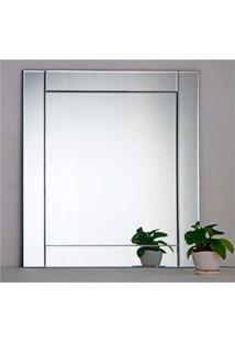 Espelho Quadrado Dial 70X70Cm Exclusivo Telhanorte