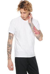Camiseta John John Slub Basic Branca