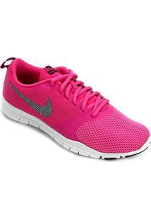 Tênis Nike Flex Essential Tr Feminino - Feminino-Pink+Cinza