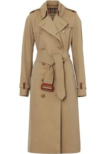 Burberry Trench Coat Clássic - Neutro