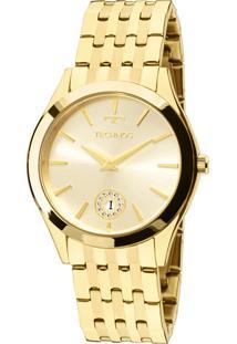 Relógio Technos Elegance Feminino 1M15Aq4X Dourado - Kanui