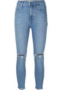 Nobody Denim Calça Jeans Skinny Siren - Azul