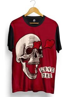 Camiseta Bsc Love You Full Print - Masculino