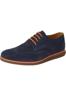 Sapato Sandro Moscoloni Brody Azul