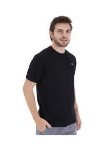 Camiseta Hd Basic Fit - Masculina - Preto