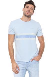 Camiseta Richards Vintage Azul