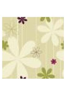 Papel De Parede Adesivo - Floral - 058Ppf