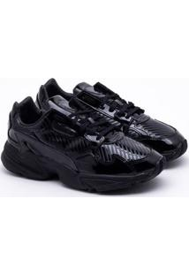 Tênis Adidas Falcon Out Originals Preto Feminino 34