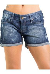 Shorts Jeans Destonado Iódice