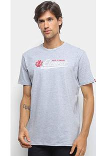 Camiseta Element Signature Masculina - Masculino