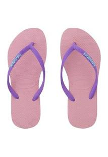 Chinelo Havaianas Pop-Up Rosa