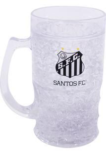 Caneca Minas De Presentes Santos Branca