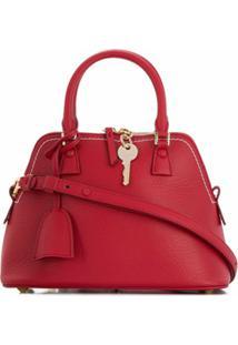 Maison Margiela 5Ac Mini Bag - Vermelho