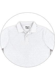 Camisa Polo Masculina Básica Em Piquê Na Modelagem Tradicional