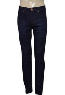 Calca Masc Cavalera Clothing 07.02.6221 Jeans Escuro