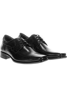 Sapato Social Couro Democrata Hampton - Masculino