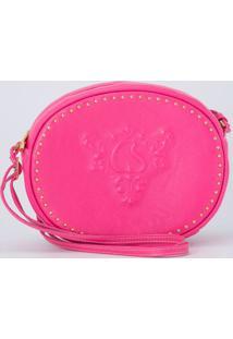 Bolsa Em Couro- Pinkcarmen Steffens