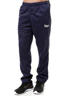 Calça De Tecido Full Masculina - Masculino-Marinho