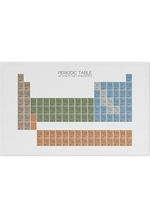 Jogo Americano (Kit 4 Unidades) Tabela Periodica