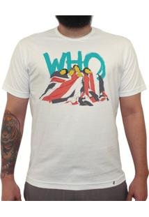Who - Camiseta Clássica Masculina