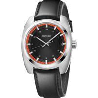 17562b57ee8 Relógio Calvin Klein K8W311C1 Prata Preto