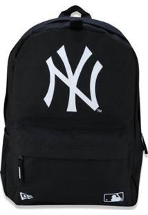 Mochila Basica New York Yankees Mlb New Era - Unissex