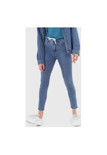 Calça Jeans John John Skinny Madri Azul