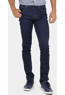 Calça Jeans Lacoste Slim Fit Masculina - Masculino
