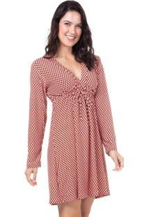Camisola Malha Homewear Vermelho - 589.0712 Marcyn Lingerie Camisolas Vermelho - Vermelho - Feminino - Dafiti