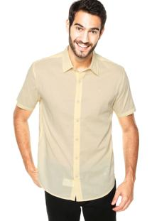 Camisa Vr Classic Amarela