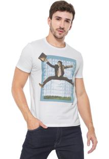 Camiseta Sergio K Friday Yet Branca