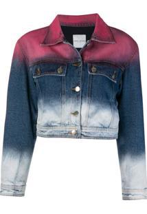Each X Other Gradient Denim Jacket - Azul