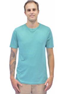 Camiseta Blanks Co Importada Tri-Blend Kelly Green Htr Verde