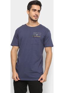 Camiseta Hang Loose Pocket Masculina - Masculino