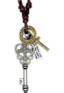 Colar Masculino Master Key