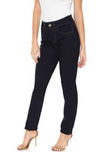 3a1eb0d8c R$ 159,99. Kanui Calça Jeans Colcci Slim Cory Azul-Marinho