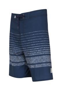 Bermuda Hang Loose Gradistripe - Masculina - Azul Escuro